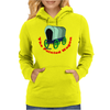 The painted wagon Womens Hoodie