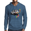 The Party Wagon Mens Hoodie