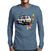 The Party Wagon Mens Long Sleeve T-Shirt