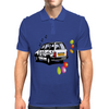 The Party Wagon Mens Polo