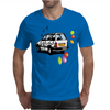 The Party Wagon Mens T-Shirt