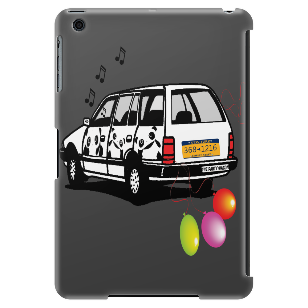 The Party Wagon Tablet (vertical)