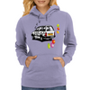 The Party Wagon Womens Hoodie