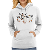 The Penguins Of Madagascar Tv Show Womens Hoodie