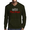The Pep Boys Mens Hoodie