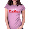 The Pep Boys Womens Fitted T-Shirt