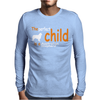 The PERFECT CHILD IS A Australian Shepherd Mens Long Sleeve T-Shirt