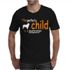 The PERFECT CHILD IS A Australian Shepherd Mens T-Shirt