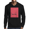 The Pink Thunderbird Mens Hoodie