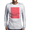 The Pink Thunderbird Mens Long Sleeve T-Shirt
