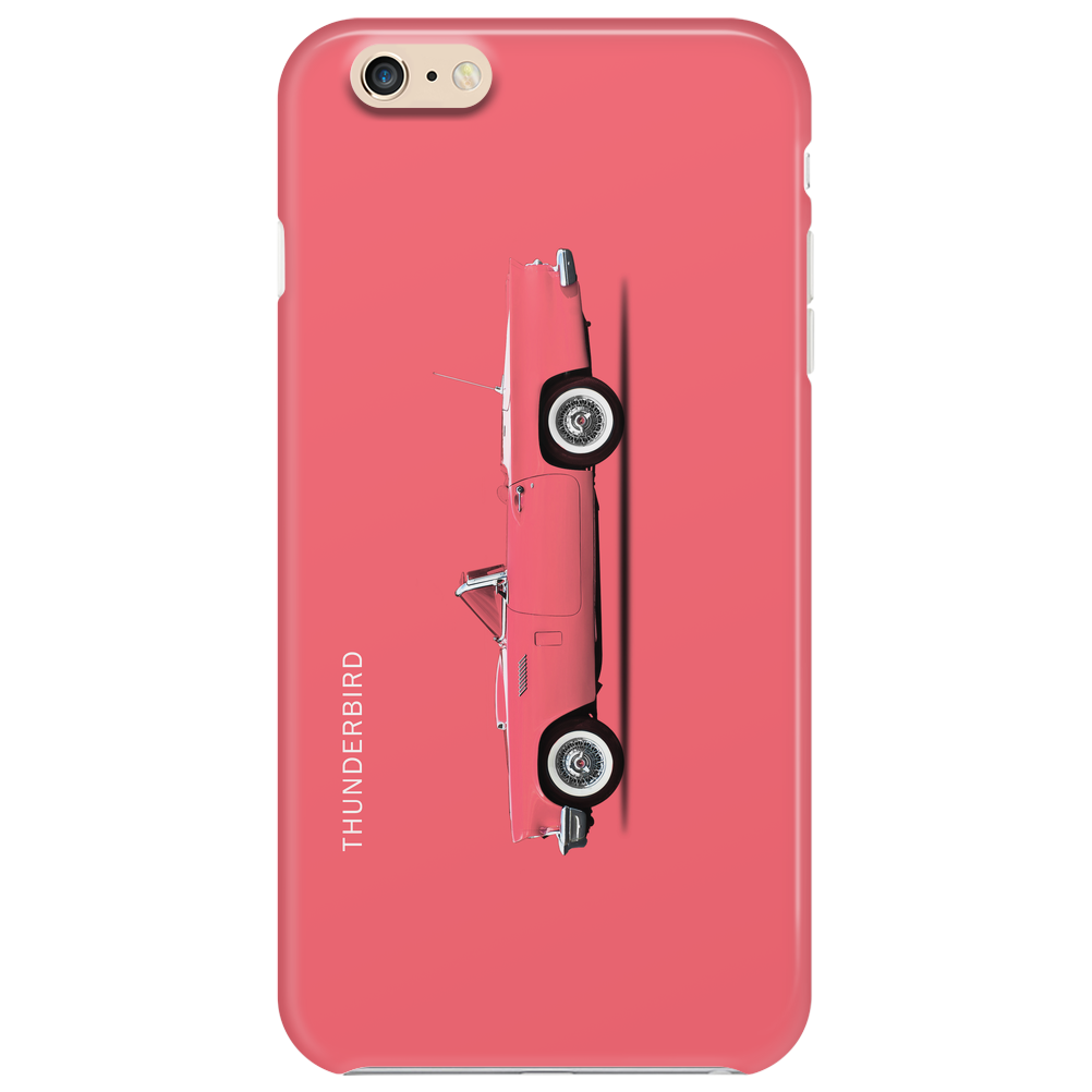 The Pink Thunderbird Phone Case