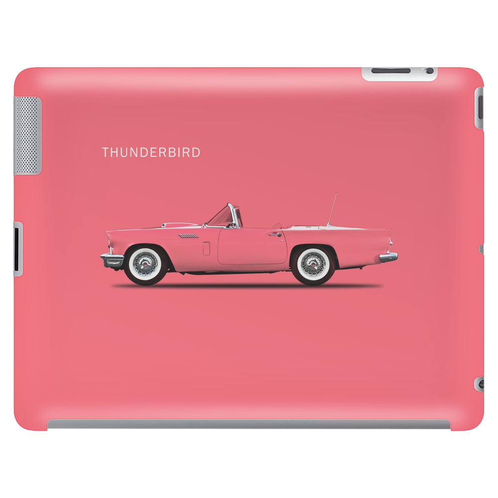 The Pink Thunderbird Tablet (horizontal)