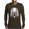 The Predator Yautja Jungle Mens Long Sleeve T-Shirt