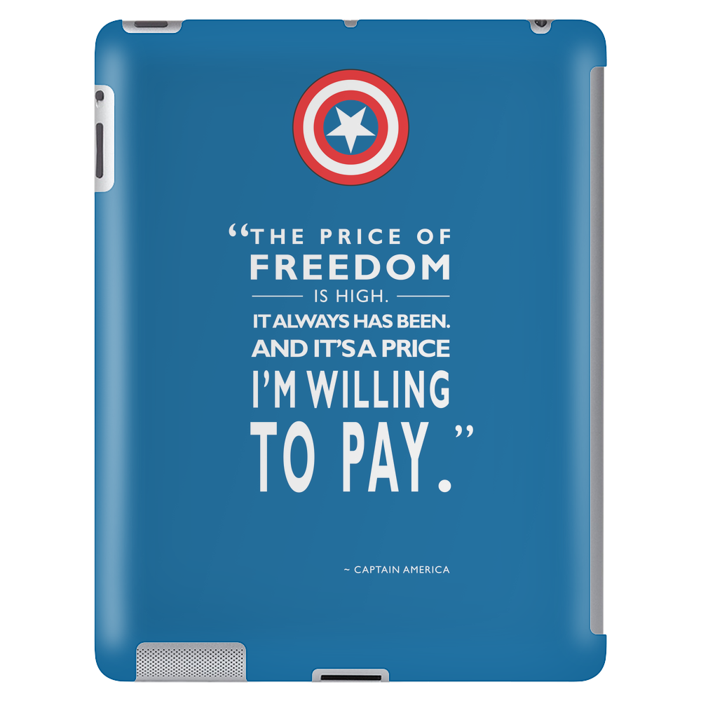 The Price of Freedom Tablet (vertical)