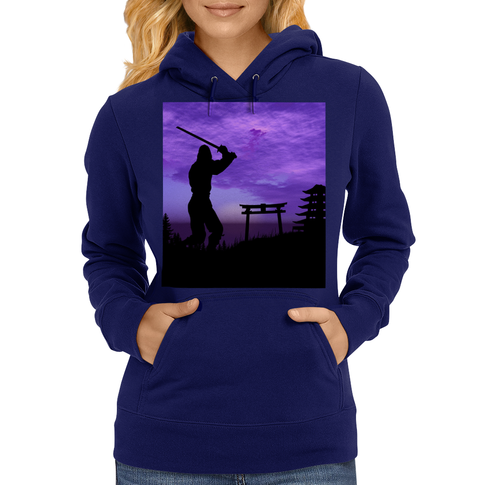 The Protector 2 Womens Hoodie