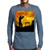 The Protector Mens Long Sleeve T-Shirt