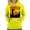 The Protector Womens Hoodie