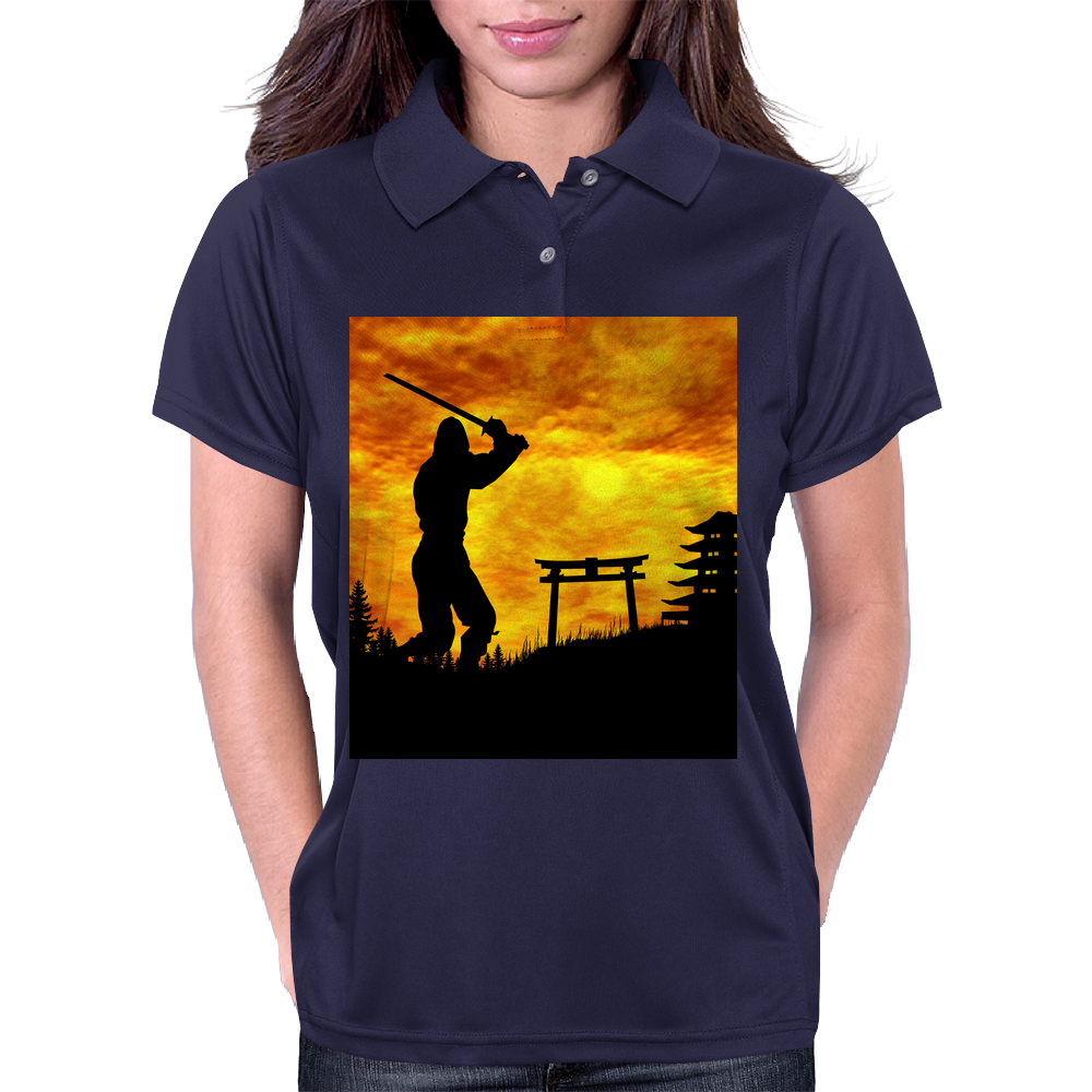 The Protector Womens Polo