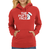 The Puft Face Womens Hoodie