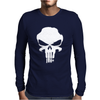 THE PUNISHER EL CASTIGADOR MARVEL Mens Long Sleeve T-Shirt
