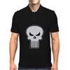 THE PUNISHER LONG SLEEVES Mens Polo