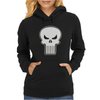 THE PUNISHER LONG SLEEVES Womens Hoodie
