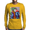THE  QUEEN OF JAPAN Mens Long Sleeve T-Shirt