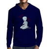 The Quiet Game Mens Hoodie