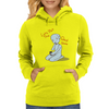 The Quiet Game Womens Hoodie