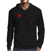 The Raven Poem by Edgar Allan Poe Mens Hoodie