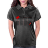 The Raven Poem by Edgar Allan Poe Womens Polo