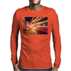 The Red Box Mens Long Sleeve T-Shirt