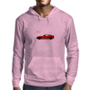 The Red Vette Mens Hoodie