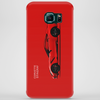 The Red Vette Phone Case