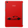 The Red Vette Tablet (vertical)