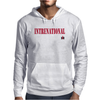 The Red Way Case IH International Harvester Tractor Novelty Mens Hoodie