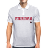 The Red Way Case IH International Harvester Tractor Novelty Mens Polo