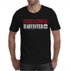 The Red Way Case IH International Harvester Tractor Novelty Mens T-Shirt