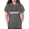 The Red Way Case IH International Harvester Tractor Novelty Womens Polo