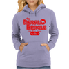 The Regal Beagle Womens Hoodie