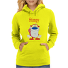 The Ren and Stimpy Show Womens Hoodie