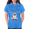 The Ren and Stimpy Show Womens Polo