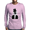 The Residents Eyball Mens Long Sleeve T-Shirt