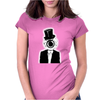 The Residents Eyball Womens Fitted T-Shirt