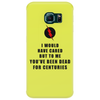 The Reverse Flash Phone Case