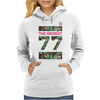 The Richest 77 Womens Hoodie