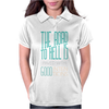 The Road to Hell Womens Polo