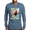 The Rocketeer Classic Movie Mens Long Sleeve T-Shirt