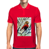The Rocketeer Classic Movie Mens Polo