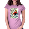 The Rocketeer Classic Movie Womens Fitted T-Shirt